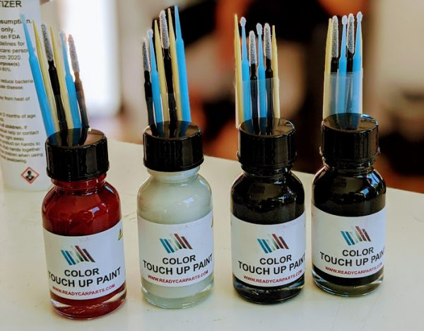 Genuine OEM Touch Up Paint Kit